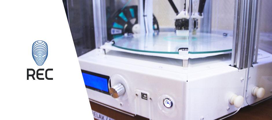 3D принтер Vortex Solo - обзор от REC