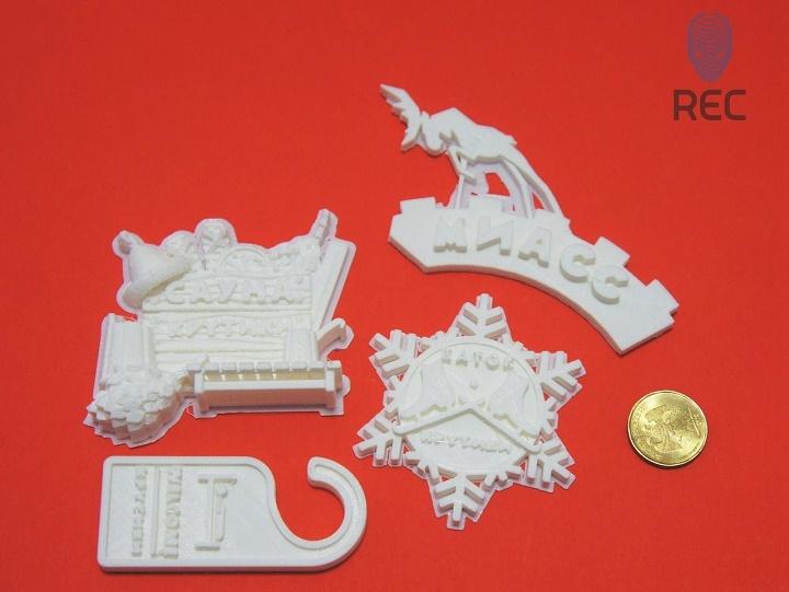 изделия из PLA-пластика