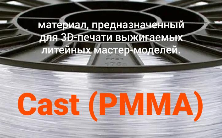 CAST (PMMA)