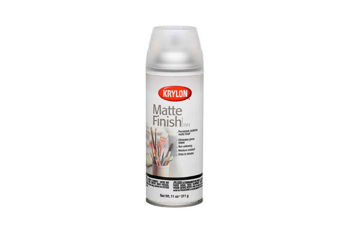 Лак KRYLON Matte Finish